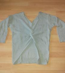 Új kötött pulóver