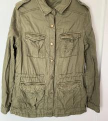 Tally Weijl khaki zöld kabát / dzseki