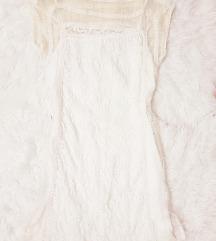 Zara nyári csipke ruha