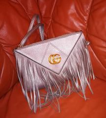 Gucci új óarany crossbody táska