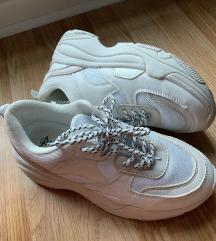 Stradivarius platform cipő
