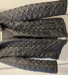 Dolce Gabbana d&g fekete kacsatoll kabát dzseki