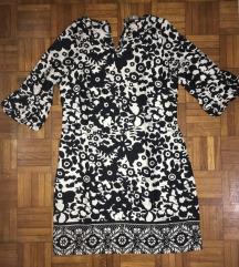 Fekete fehér ruha