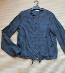 PROMOD kék roll-up kabát