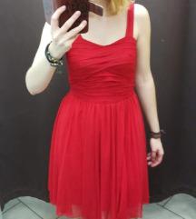 Piros, alkalmi ruha