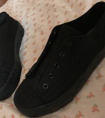 Fűző nélküli magastalpú H&M cipő