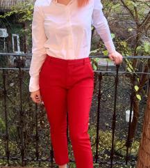 BERSHKA egyenes szárú nadrág