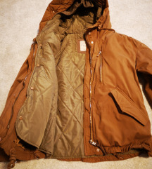 Pull&bear kabát, kivehető belső S