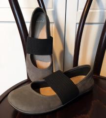 Camper Right bőr balerina cipő