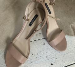 🎁Újszerű Zalora elagáns heels púder