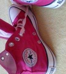 Converse pink tornacipő