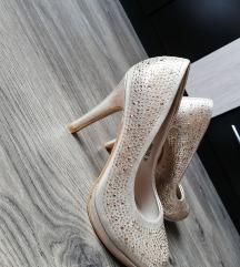 Arany színű Alkalmi cipő