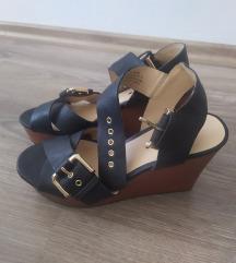 C&A the shoes vagány telitalpu cipő