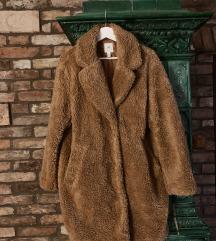 H&M teddy coat