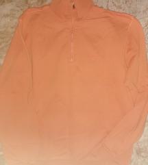 L-es narancssárga Hugo Boss pulóver
