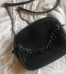 Fekete camera bag
