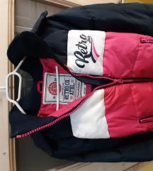 Retro női kabát