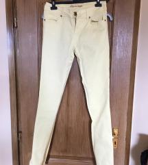 pasztelsárga nadrág