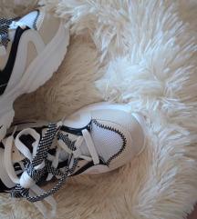 Platform sportcipő ÚJ