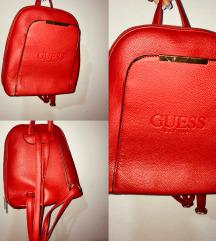 Guess piros táska