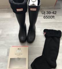 Hunter gumicsizma zokni / bélés téli