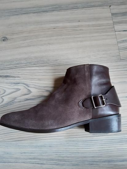 Mango bőrcipő