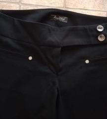 Mayo Chix egyedi fekete elegáns nadrág