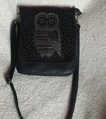 Madonna fekete táska