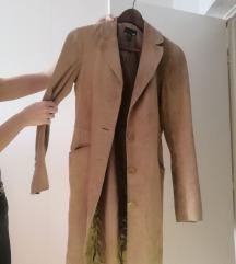 H&M velúr kabát
