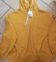 H&m oversize meleg pulóver címkés