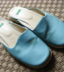 Benetton bőr papucs