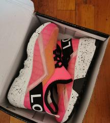 Új neon sportcipő