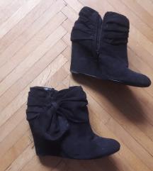 Platform masnis cipő