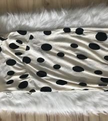 Új pöttyös Zara ruha