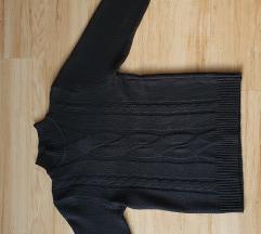 Fekete pulóver S
