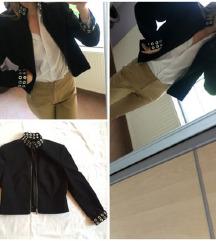 Fekete átmeneti dzseki