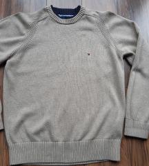 Tommy Hilfiger vastag férfi pulóver M