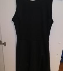 fekete h&m-es ruha