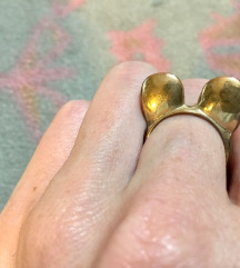 mikegér gyűrű