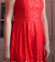 Tűzpiros ruha