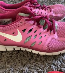 nike rózsaszín edzőcipő csinos eredeti