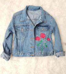 Virágos kabát MOST VIDD