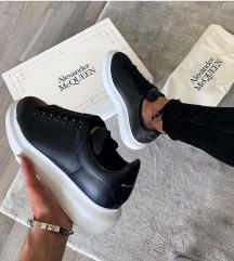 Alexander Mcqueen fekete cipő