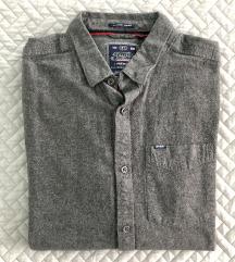Superdry szürke pamut ing