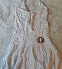 Fehér nyári miniruha