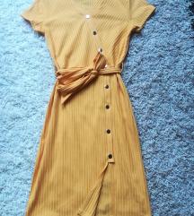 Xs-es sárga ruha