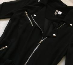 H&M chiffon kabát