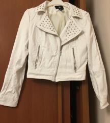 H&M fehér farmerkabát 36