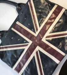 Angol zászlós táska