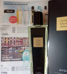 Little Black Dress 75 ml